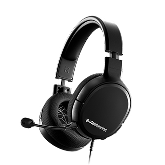 หูฟังเกมมิ่ง Steelseries ARCTIS 1 All-Platform Wired Gaming Headset (Black)