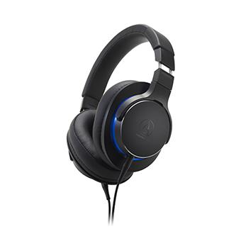 หูฟัง Audio technica ATH-MSR7b High-Resolution Portable Headphones (Black)