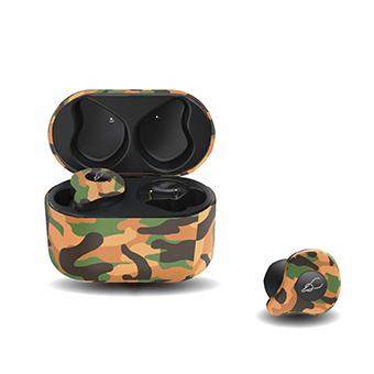 หูฟังไร้สาย Sabbat X12 Ultra TWS Bluetooth 5.0 Earbuds รองรับ APTX (Sahara)
