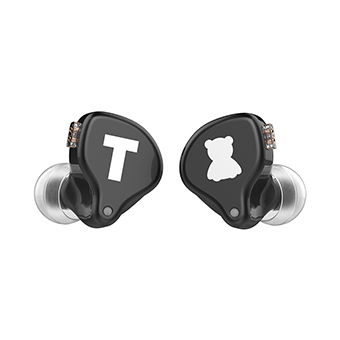หูฟัง TFZ Series 2 PRO Dynamic Two Frequency , Double Voice Coil 2PIN 0.78 (Black)