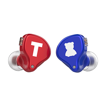 หูฟัง TFZ Series 2 PRO Dynamic Two Frequency , Double Voice Coil 2PIN 0.78 (Blue/Red)