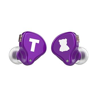 หูฟัง TFZ Series 2 PRO Dynamic Two Frequency , Double Voice Coil 2PIN 0.78 (Purple)