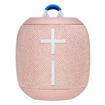 ลำโพงไร้สาย Bluetooth Ultimate ears Wonderboom 2 Portable Speakers (JUST PEACH)