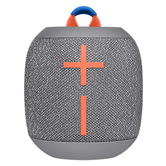 ลำโพงไร้สาย Bluetooth Ultimate ears Wonderboom 2 Portable Speakers (CRUSHED ICE GREY)