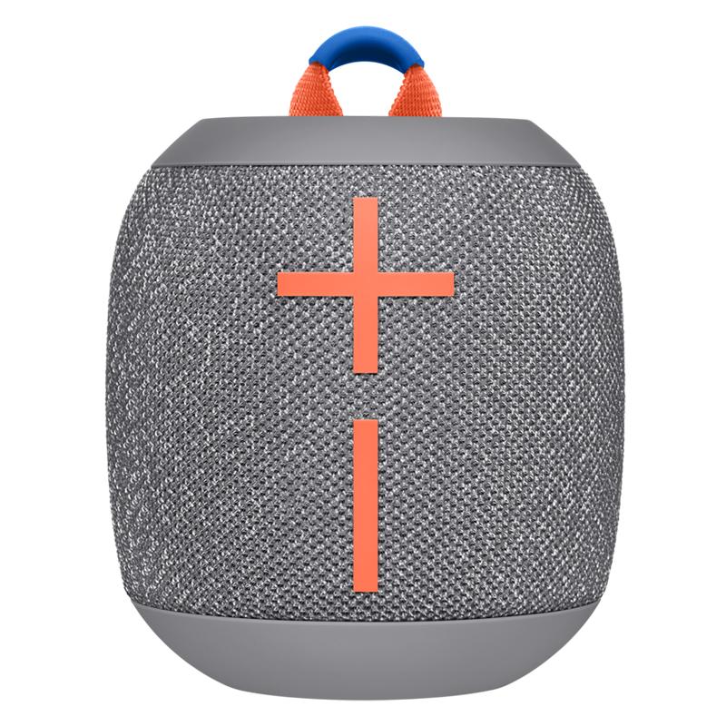 ลำโพงไร้สาย Bluetooth Ultimate ears Wonderboom 2 Portable Speakers (CRUSHED ICE GREY)