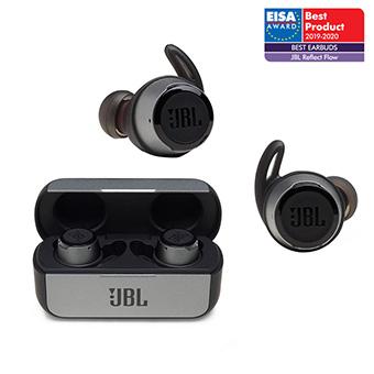 หูฟังไร้สาย ออกกำลังกาย JBL Reflect Flow Truly Wireless Sport in-Ear Headphone (Black)