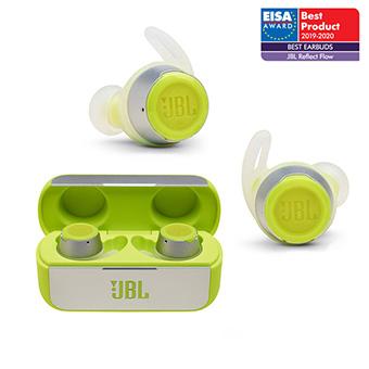 หูฟังไร้สาย ออกกำลังกาย JBL Reflect Flow Truly Wireless Sport in-Ear Headphone (Green)