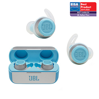 หูฟังไร้สาย ออกกำลังกาย JBL Reflect Flow Truly Wireless Sport in-Ear Headphone (TEL)