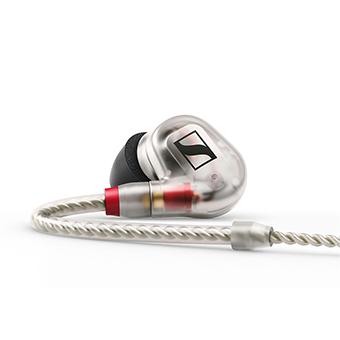 หูฟัง Sennheiser IE 500 PRO Assertive in-ear monitors with extremely high resolution and distortion-free sound reproduction (Clear)