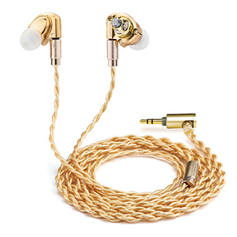 หูฟัง acoustune HS1695TI REFERENCE DYNAMIC HIGH RESOLUTION EARPHONES Plug 3.5mm gold plated