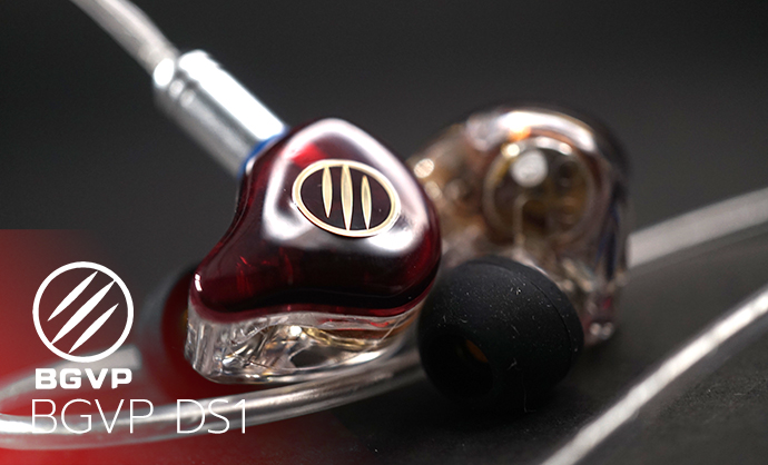 หูฟัง BGVP รุ่น Ds1 Pro (มีไมค์) 3 Driver ต่อข้าง (2 BA + 1 Dynamic Driver) หูฟังHires เสียงดี คุณภาพสูง มิติชัด ราคาแค่ 1,490 บาท