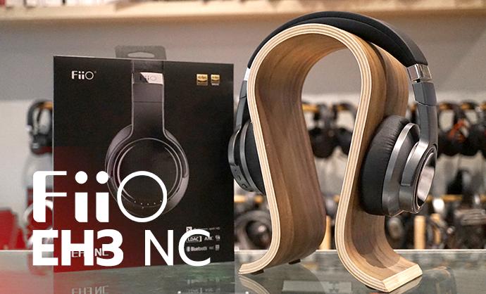 ใหม่ FiiO EH3NC หูฟังเฮดโฟนไร้สาย รองรับ Bluetooth5.0 , aptX LL , aptX HD , LDAC ราคา 6,490 บาท ประกันศูนย์ไทย 1 ปี
