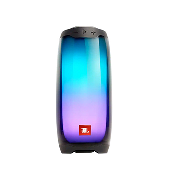 ลำโพงไร้สาย JBL Pulse 4 Portable Bluetooth Speaker (Black)