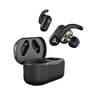 หูฟังไร้สาย Soundpeats Truengine 2 Dual-Driver Wireless Earbuds รองรับ Aptx