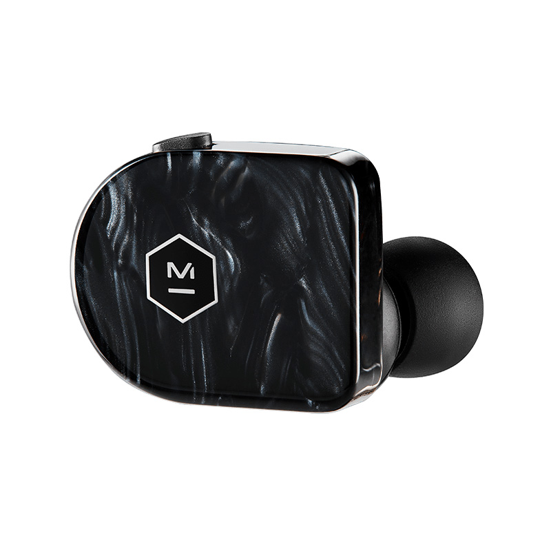 หูฟังไร้สาย Master & Dynamic MW07 PLUS True Wireless Earphones (Black Quartz)
