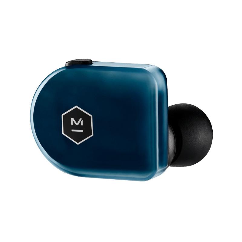 หูฟังไร้สาย Master & Dynamic MW07 PLUS True Wireless Earphones (Steel Blue)
