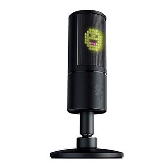 ไมโครโฟน USB Razer SEIREN EMOTE USB microphone