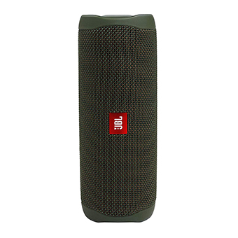 ลำโพงไร้สาย Bluetooth JBL FLIP 5 Portable Waterproof Speaker (Green)