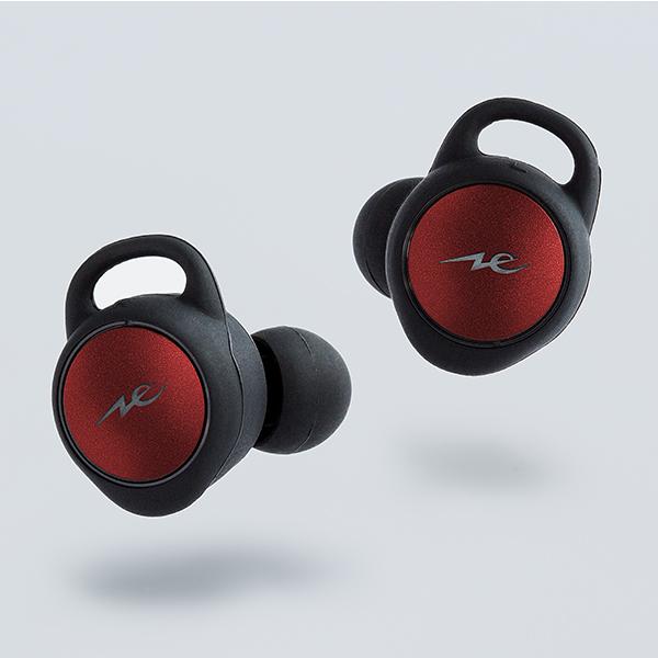 หูฟังไร้สาย Radius HP-T100BT True Wireless Earphone (Red)