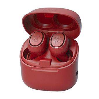 หูฟังไร้สาย Audio technica ATH-CK3TW Wireless In-Ear Headphones (Red)