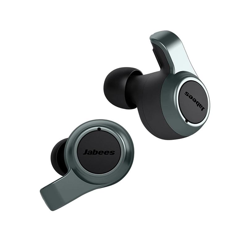 หูฟังไร้สาย Jabees Firefly.2 IPX7 Waterproof Dual Microphones True Wireless (Charcoal)