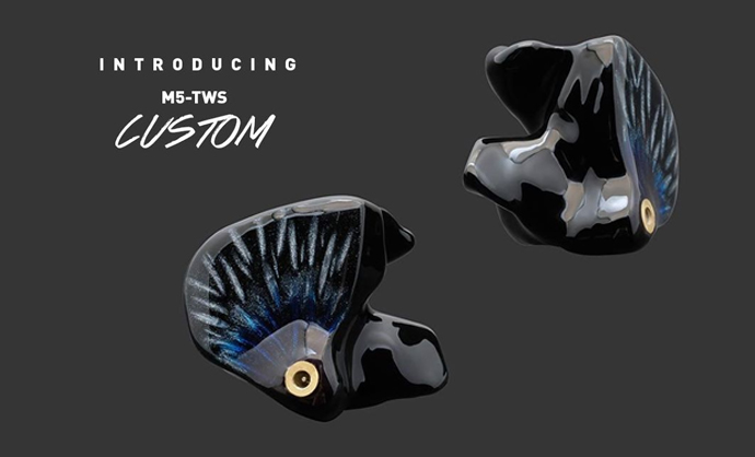 Advanced เปิดตัวหูฟัง M5-TWS CIEM หูฟังคัสต้อมไร้สาย True wireless ตัวแรกของแบรนด์