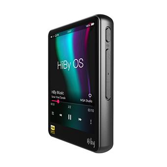 เครื่องเล่นเพลง Hiby R3 PRO Dual DAC บลูธูท 5.0 (Gray)