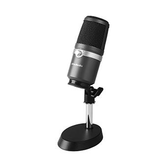 ไมโครโฟน USB Avermedia AM310 USB Microphone for podcasting, streaming, gaming, and more.