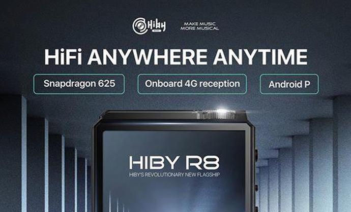 Hiby R8 เครื่องเล่น Flagship ตัวใหม่ จากค่าย Hiby เปิดตัว ที่งาน Canjam 2020 NYC ละครับ น่าตื่นเต้นมากๆครับผม