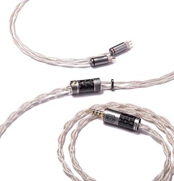 สายอัพเกรดหูฟัง Satin Audio Medusa II 4X (3.5mm,MMCX)