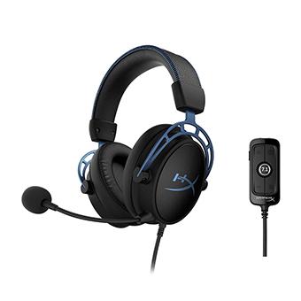 หูฟังเกม HyperX Cloud Alpha S Gaming Headset