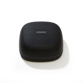 ลำโพงบลูธูทไร้สาย Radius SP-S10BT Bluetooth Speaker SOUND BUMP (Black)