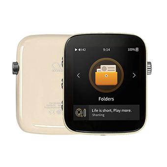 เครื่องเล่นเพลง Shanling Q1 รองรับ Two-Way Bluetooth aptX LDAC Hi-Res (Creamy White)