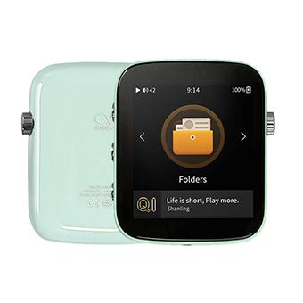 เครื่องเล่นเพลง Shanling Q1 รองรับ Two-Way Bluetooth aptX LDAC Hi-Res (Forest Green)