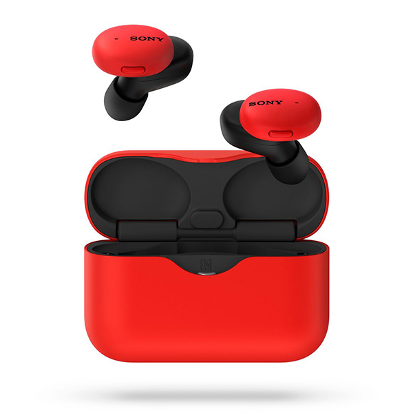 หูฟังไร้สาย Sony WF-H800 h.ear in 3 Truly Wireless Headphones IPX4 (Red)
