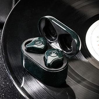 หูฟังไร้สาย Sabbat E12 Ultra Glitter Series (Aurora Green)