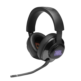 หูฟังเกม JBL Quantum 400 USB over-ear gaming headset with game-chat dial