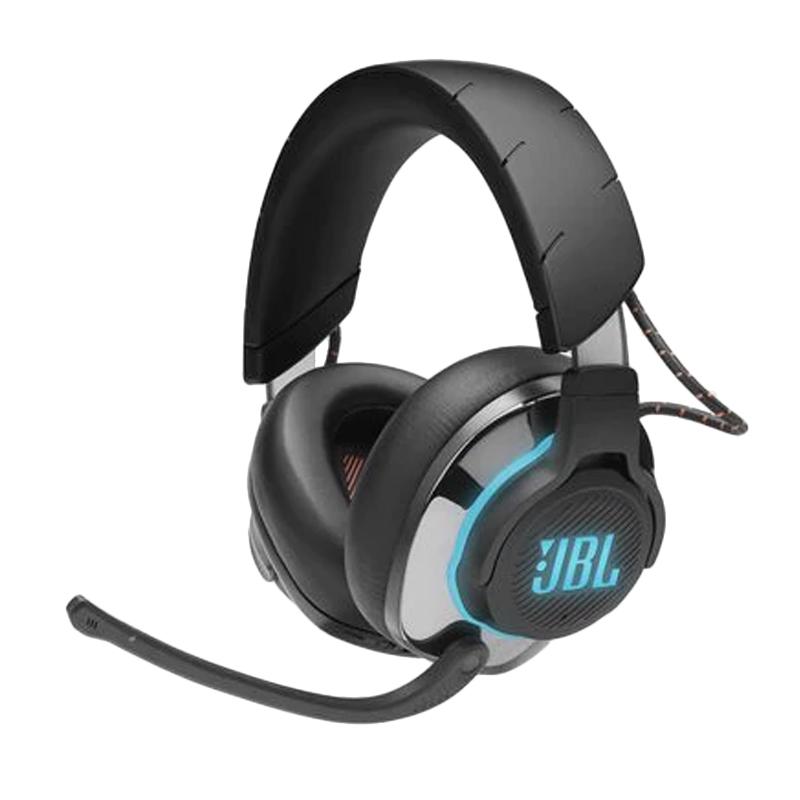 หูฟังเกมไร้สาย JBL Quantum 800 Wireless over-ear performance gaming headset with Active Noise Cancelling and Bluetooth 5.0