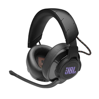 หูฟังเกมไร้สาย JBL Quantum 600 Wireless over-ear performance gaming headset with surround sound and game-chat balance dial