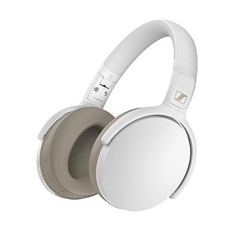 หูฟังไร้สาย Sennheiser HD 350BT Wireless Headphone  Bluetooth 5.0 (White)