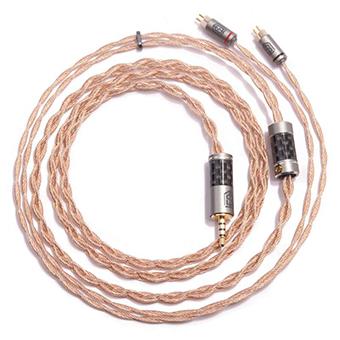 สายอัพเกรดหูฟัง Satin Audio Chimera II 4X (3.5mm,MMCX)