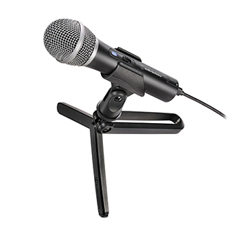 ไมโครโฟน USB/XLR Audio technica ATR2100x-USB Cardioid Dynamic USB/XLR Microphone