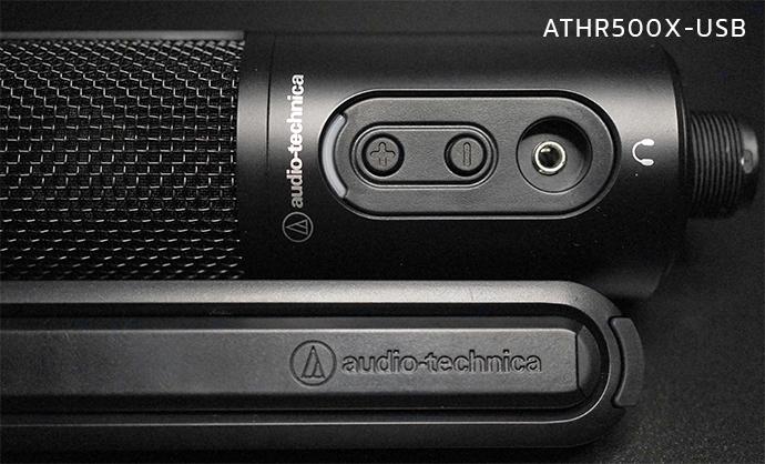 Audio-Technica ATR2500X-USB ราคา 3790 บาท เป็นไมค์แบบ Condenser เหมาะสำหรับ Stream มากๆ