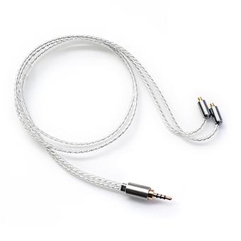 สายอัพเกรดหูฟัง DD BC50B 7N OCC 50CM (MMCX,2.5mm)
