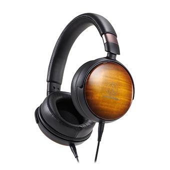 หูฟัง Audio technic ATH-WP900 Portable Over-Ear Wooden Headphones