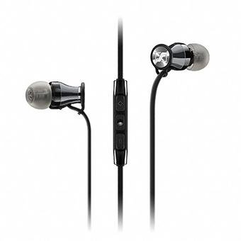หูฟัง Sennheiser MOMENTUM In-Ear M2 IEI (Black) (for Apple)