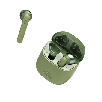 หูฟังไร้สาย JBL TUNE 220TWS True wireless earbuds Bluetooth 5.0 (Green)