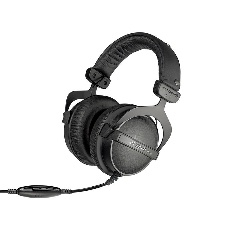 หูฟัง Beyerdynamic DT 770 M Headphones for monitoring purposes, (closed) 80 ohms