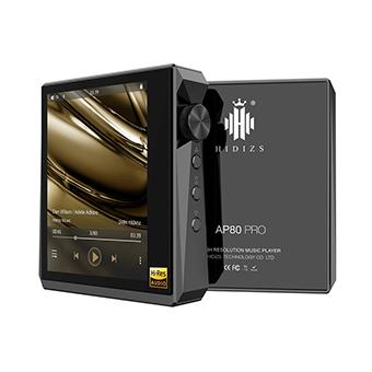 เครื่องเล่นเพลง DAP Hidizs AP80 Pro Dual DAC Chips (Black)