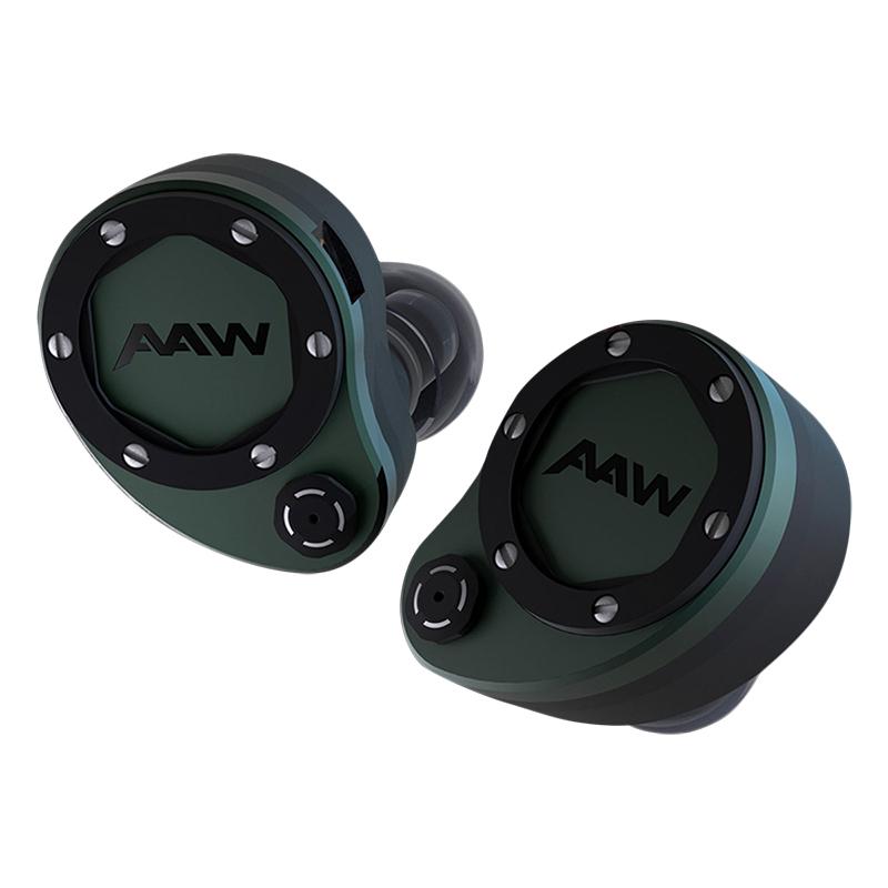 หูฟัง Custom AAW Halcyon Electrostatic Hybrid In-Ear Monitor (UIEM)